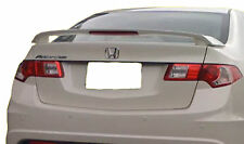 PAINTED REAR WING SPOILER FOR AN ACURA TSX FACTORY STYLE 2009-2013