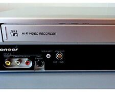 PIONEER DIGITAL VIDEO DVD/VHS RECORDER/CONVERTER DVR-RT501-S—One Owner From NEW