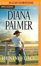 Diana Palmer DENIM and LACE Unabridged MP3-CD 10.5 Hour *NEW FAST 1st Class Ship