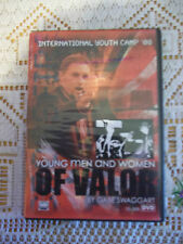 Young Men And Women Of Valor International Youth Camp '08 Gabe Swaggart DVD