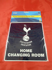 Tottenham Hotspur (Spurs) FC Metal ''Changing Room'' Sign - Official Merchandise