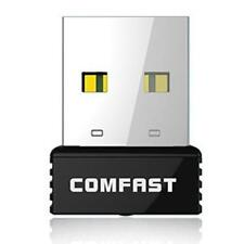 Comfast CF-WU712P Mini 150Mps 2.0 USB Wireless AP Wi-Fi Network Card Adapter UK