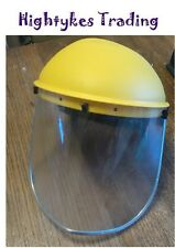 Visière claire visière safety workwear eye protection flip up