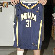 REGGIE MILLER VINTAGE INDIANA PACERS JERSEY REEBOK NEAR MINT UCLA 3 POINTER