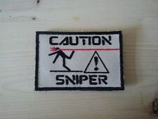 Patch SNIPER NAVY SEAL DELTA FORCE SPECIAL FORCES www.SOFTAIROUTLET.com