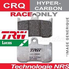 Plaquettes de frein Avant TRW Lucas MCB 611 CRQ pour Yamaha TZR 250 (3MA) 89-92