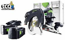 Festool HKC 55 Li 5.2 EB-Plus Cordless Circular Saw in Systainer T-LOC - 561691