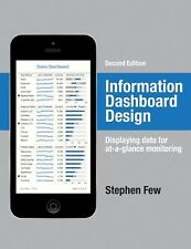 Information Dashboard Design : Displaying Data for at-a-Glance Monitoring by...
