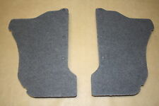 Datsun 1200, b110, b120, ute, sedan, wagon, light grey kick trims. NEW!