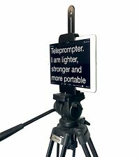 SYL2# Glide Gear iPad Tablet Mount Tripod Grip Teleprompter Holder Stand Adapter