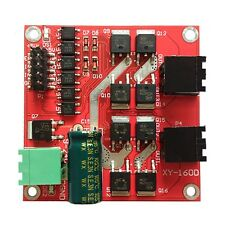 1PC DC 12V 24V 7A 160W Dual Motor Driver Module Board H-bridge L298 Logic