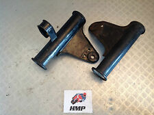 YAMAHA RD200 HEADLIGHT EARS BRACKETS B2RD200-02