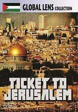 Ticket to Jerusalem (Amazon.com Exclusive), New DVD, Ghassan Abbas; Areen Omary,