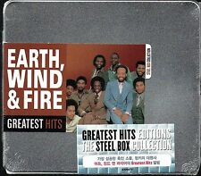 Earth Wind & Fire - Greatest Hits Steel Box Collection SONY/BMG 2009 EU Sealed