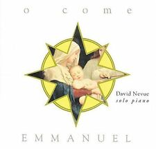 O Come Emmanuel by David Nevue (CD, 2003, Midnight Rain Productions)