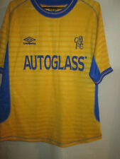 Chelsea 2000-2001 Away Football Shirt Size Youths /6402