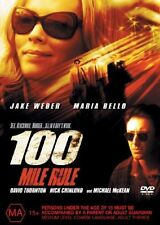 100 Mile Rule (DVD, 2004)