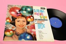 CATERINA VALENTE LP MISS SHOWBUSINESS 1 ORIG 1962 EX+ GATEFOLD LAMIANTED COVER