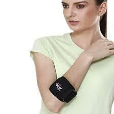Tynor - Tennis Elbow Support with Pressure Pad Pain Exercise Sport Band - E-10