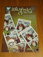 WITCHFINDER GENERAL #5 DEVILS DUE COMICS