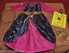 AMERICAN GIRL OF TODAY MEDIEVAL PRINCESS COSTUME 2003 MCKENNA LANIE SAIGE GRACE