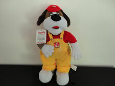Home Hardware Dog Mascot HANDY HOUND Stuffed Collectible 13 inch NEW with Tags