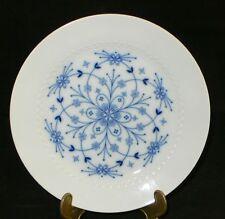 Hutschenreuther Tirschenreuth Melodie Mazurka Kobalt  blau Teller 19,5 cm Dm Top