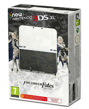"""NUOVO"" Nintendo 3ds XL FIRE EMBLEM Destini Edition + CARICABATTERIE USB Bundle Post veloce"