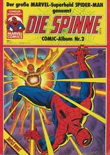 Die Spinne - Comic Album 2 (Z1-2/2), Condor
