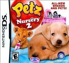 BRAND NEW Sealed Petz Nursery 2 (Nintendo DS, 2010)