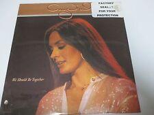CRYSTAL GAYLE~We Should Be Together~Factory Sealed Vinyl LP Record UA-LA969-H
