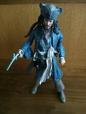 "NECA 12"" action figure Jack Sparrow Pirates of the Caribbean"