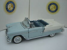 Franklin Mint 1 43 1955 Chevy Chevrolet BelAir  * Free Shipping!