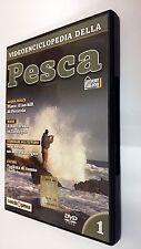Videoenciclopedia della Pesca vol 1 DVD Corso di Pesca Sportiva Hobby & Work