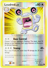 Loudred Reverse Holo Uncommon Pokemon Card DP4 Great Encounters 44/106