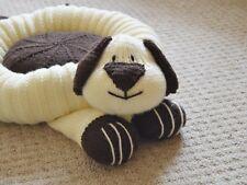 Tejer patrón-doggsnuggler la cama del animal doméstico O Cojín Niños patrón en grueso
