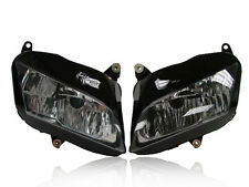 Headlight Head Light for 2007-2011 Honda CBR 600 RR CBR600RR 07 08 09 10 11 pair