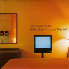 ★☆★ CD SINGLE DEPECHE MODE Only when I lose myself CARD SLEEVE   ★☆★