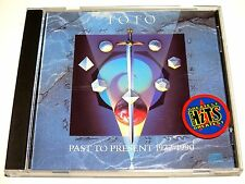 cd-album, TOTO - Past To Present 1977-1990, 13 Tracks, Austria