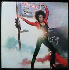 GRACE SLICK - WELCOME TO THE WRECKING BALL VINYL LP U.K. PRESSING
