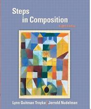 Steps In Composition by Lynn Q Troyka