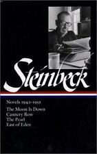 Steinbeck Novels 1942-1952: The Moon Is Down / Cannery Row / The Pearl / East o