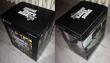 GTA 5 GRAND THEFT AUTO LIMITED COLLECTOR EDITION PS3 sigillata ITA NUOVO NEW
