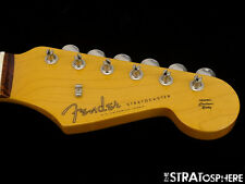 Fender Vintage 62 RI Stratocaster Strat NECK + TUNERS 1962  Rosewood Oval Shape