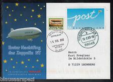 R-1 ) Erster Nachtflug des Zeppelin NT Nr. 3 D-LZZF