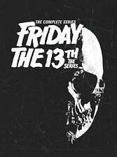 FRIDAY THE 13TH: SERIES COM...-FRIDAY THE 13TH: SERIES COMPLETE SERIES ( DVD NEW