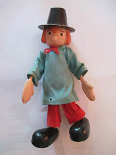 VINTAGE RARE CAMBERWICK GREEN TWISTABLE DOLL 1960S