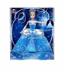 DISNEY PRINCES Holiday Princess CINDERELLA 2012 Doll W/ Keepsake Ornament NEW!