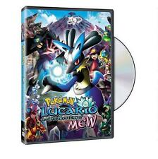 POKEMON-PokUmon The Movie 8 - Lucario And The Mystery Of Mew  DVD NEW
