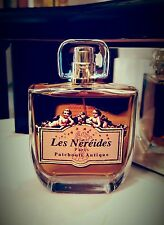 LES NEREIDES PATCHOULI ANTIQUE EDT 100 ML PARFUM SPRAY VINTAGE DISCONTINUED